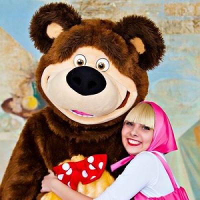 Маша и медведи в Боярском! 30 апреля