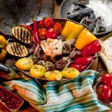Горячие блюда из мяса и птицы