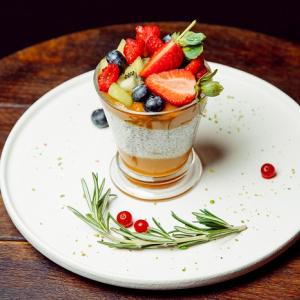 Десерт « Чиа»