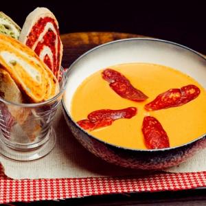 Сырно  томатный  суп «Casademont»