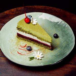 Торт « Матча»