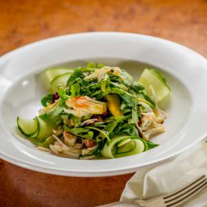 Фирменный крабовый салат от шеф-повара