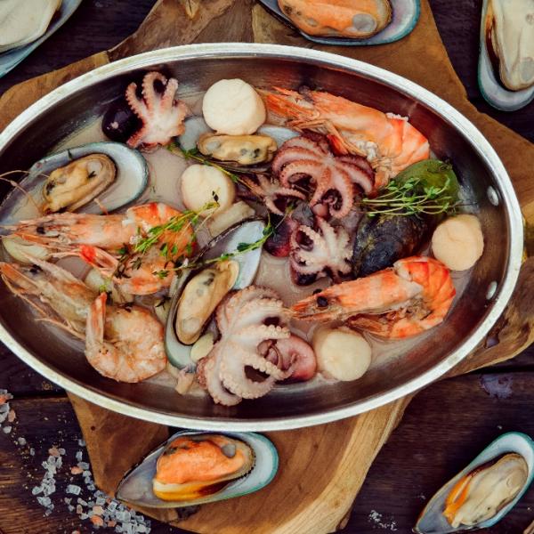 Морская сковородка