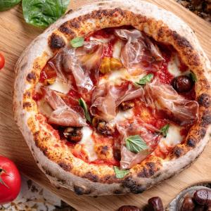 Пицца «Сифуд»