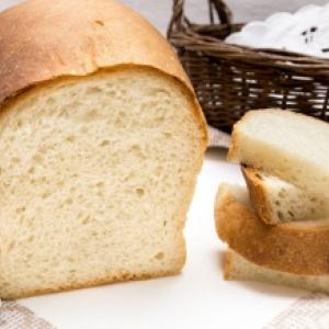 Хлеб белый/черный
