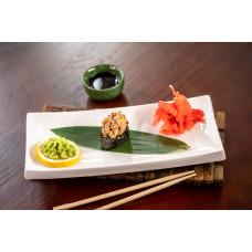 Спайс суши с крабом