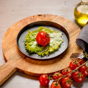 Шашлык из бакинского помидора